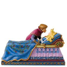 NEW OFFICIAL Disney Traditions Sleeping Beauty and Prince Phillip Figure 4056753