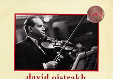 SAX 2253 B/S UK - ENCORES BY DAVID OISTRAKH - YAMPOLSKY PIANO - DEBUSSY, SUK ETC