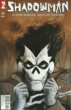 Shadowman #2 Jon Davis-Hunt Variant Valiant Comics 2021