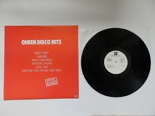 QUEEN / FREDDIE MERCURY -DISCO HITS - 6 TRACK SPECIAL DJ JAPAN JAPANESE PROMO LP