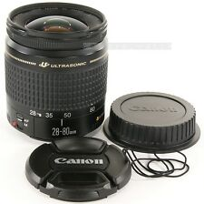 CANON EF 28-80mm USM for EOS 600D 60D 1100D 1D 550D 50D 6D 5D Mk II III 7D Rebel