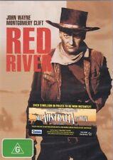 Red River DVD 1948 Region 4 John Wayne Montgomery Clift Western NP