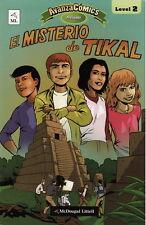 El Misterio de Tikal (AvanzaComics, Level 2)