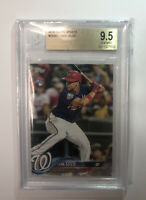 2018 Topps Update Series Juan Soto #US300 RC Rookie Nationals BGS 9.5