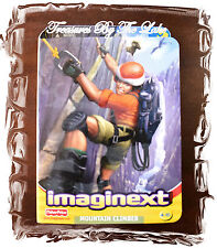 Imaginext Action Figure Mountain Climber New in Box NIB