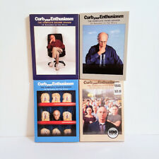 Curb Your Enthusiasm Seasons Two Three Four Five Box Sets 8 Discs + Extra Disc