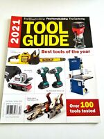 2021 TOOL GUIDE MAGAZINE/ BEST TOOLS OF THE YEAR. 2021