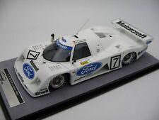 1/18 scale Tecnomodel Ford C100 Le Mans 24h 1982 car #7 - TM18-119B