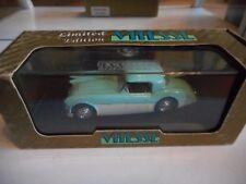 Vitesse Austin Healey 3000 Hard Top in Light Green / White on 1:43 in Box