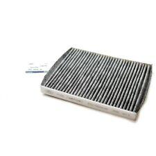 Si adatta Ford Fiesta MK6 1.6 TDCi BLU STAMPA INTERNA ARIA ODORI CABINA filtro antipolline