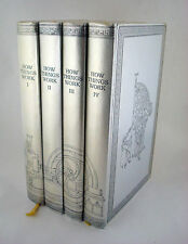 How Things Work(4-Vol. Set)by Roger J. Segalat(1965, Hardcover, 1st Ed.,Germany)