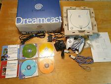 Sega Dreamcast Konsole komplett in OVP + 1 Controller #2 VGA Box