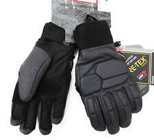 The North Face Men's PURIST GTX GLOVE Gore-Tex Leather Ski Gloves Asphalt Grey M