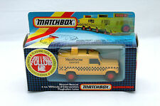 Matchbox Superkings Kingsize K 144 Airport Rescue version rare Frankfurt (#B1)