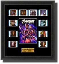 Backlight Avengers EndGame 2019 Framed 35mm Film Cell Memorabilia Backlit