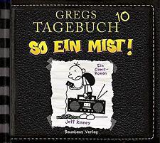 Gregs Tagebuch - 10: So ein Mist! (CD)