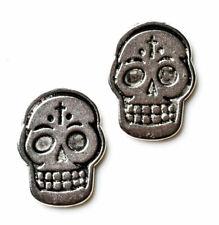 Skull and Cross Cufflinks