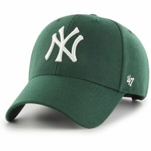 47 Brand Snapback Cap - MVP New York Yankees dark green