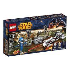 75037 BATTLE ON SALEUCAMI lego legos set star wars clone NEW BARC TROOPER