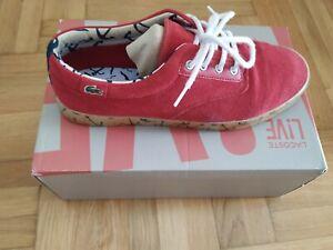Lacoste Barbados Men Casual Shoes US 9