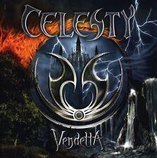 Vendetta - Celesty (2009, CD NUOVO)