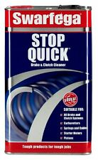 SWARFEGA STOP QUICK BRAKE AND CLUTCH CLEANER 5 LITRE
