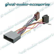 Stereo Adapter Iso Kabelbaum für Mitsubishi Montero 2007> Radio Kabelbaum