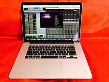 "Apple MacBook Pro 15"" RETINA + Quad i7 TURBO 3.7GHz + 16GB + 512GB SSD + LOADED"
