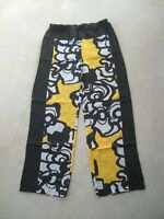 wide leg pants size 34 (6 8 10) 36 (10 12) 100% silk
