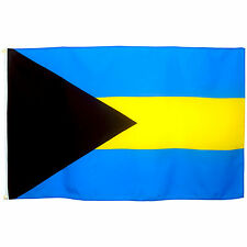 Fahne Bahamas Querformat 90 x 150 cm Nationalflagge Hiss Flagge Nationalflagge
