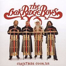 Christmas Cookies by The Oak Ridge Boys (CD, Oct-2005) **Very Good**