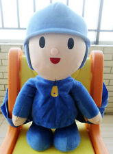 RARE Pocoyo 17 inches Plush Backpack Costume Bag Toy Doll Kids Birthday Gift