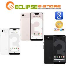 Brand New Google Pixel 3 XL 128GB 4GB RAM 4G LTE Smartphone IN BOX