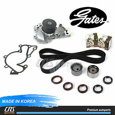 NEW Gates HTD Timing Belt Kit & Water Pump Fits 99-10 Hyundai Kia 2.5L 2.7L V6