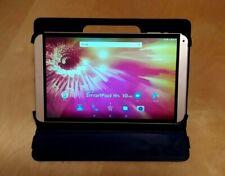 MediaCom SmartPad Hx 10 HD 10,1'' 8GB Wi-Fi+3G Tablet + custodia blu scura