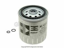 Mercedes w124 w126 w140 Fuel Filter Spin-On MAHLE +1 YEAR WARRANTY