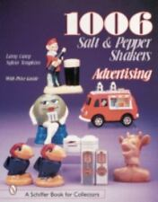 1006 Salt & Pepper Shakers: Advertising - logos, casino, gas station, beverages