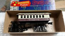 ROUNDHOUSE OLD TIME PASSENGER CAR HO SCALE PENNSYLVANIA  EXCELLENT NIB