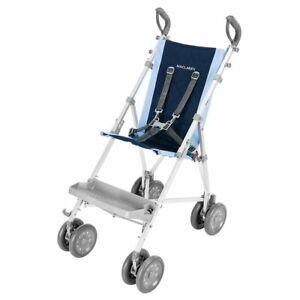 Maclaren Major Elite Special Needs Transport Chair, Navy - NEW! Open Box!!
