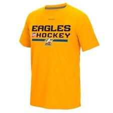 "NHL Reebok Center Ice Authentic ""Locker Room"" PlayDry Ultimate Tee T-Shirt Men's"