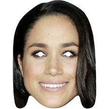 Meghan Markle Royal Celebrity Actress Card Mask - All Our Masks Are Pre-Cut!