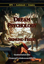 Dream Psychology - Unabridged MP3 CD Audiobook in DVD case