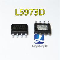 10 PCS L5973D SOP-8 L5973 2.5A ST SMD SWITCH STEP DOWN SWITCHING REGULATOR new