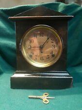 Antique Seth Thomas Clock for Mantel / Shelf made late 1800's original complete