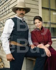 Monte Walsh (2003) Tom Selleck, Isabella Rossellini 10x8 Photo