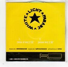 (FW232) White Light Parade, Wake Up - 2009 DJ CD