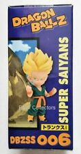 DRAGONBALL Z SUPER SAIYANS DBZSS 006 - KID TRUNKS WORLD COLLECTIBLE FIGURE NEW