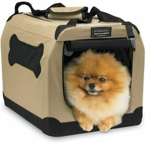 Petnation Port-A-Crate Indoor And Outdoor Home For Pets 20 Inch - OPEN BOX