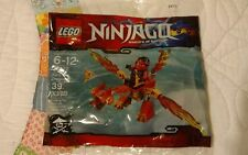 LEGO Ninjago Kai's Mini Dragon Set 30422 Polybagged Promo Set w Kai Minifigure