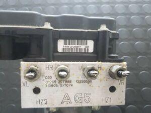 Pompa Centralina ABS Opel Corsa D 0265251864 0265951752 13350598 BOSCH 06-14 ESP